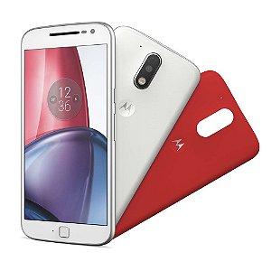 Smartphone Motorola Moto G4 Plus Branco 32GB
