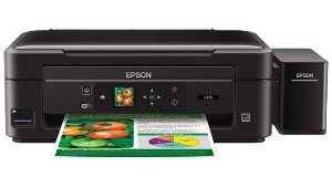 Impressora Multifuncional Epson Ecotank L455
