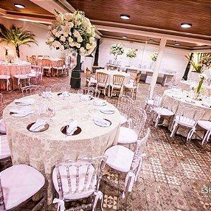 Mesa de Convidado Champagne