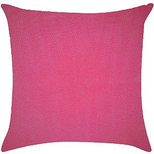 Almofada lisa pink