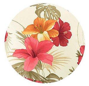Souplat Floral Hibísco