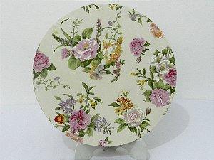 Souplat floral vintage