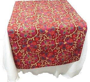 Caminho de mesa marroquino