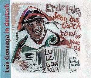 CD Luiz Gonzaga in Deutsch