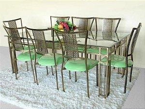 Conjunto de Mesa c/ Cadeiras Camargo