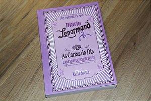 Diário Lenormand Volume 4 - de Karla Souza [Lombada]