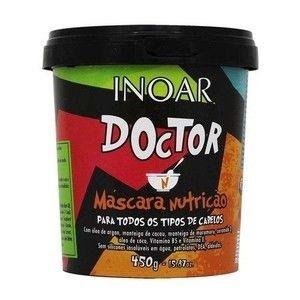 INOAR  DOCTOR MÁSCARA NUTRIÇÃO ( N )  450g