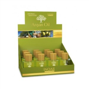INOAR  ARGAN OIL DISPLAY 12un  7ml