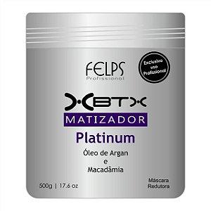 FELPS XBTX  EM MASSA MATIZADOR 500g