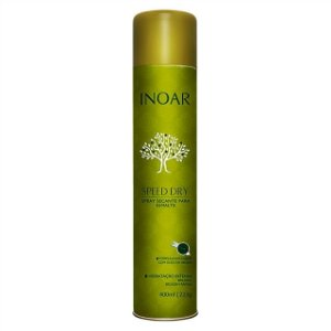 INOAR SPEED DRY SPRAY SECANTE PARA ESMALTE 400ml