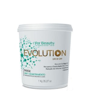 FOR BEAUTY EVOLUTION ANTI DESBOTAMENTO MASQUE 1Kg