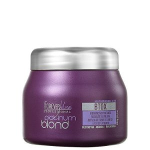 FOREVER LISS  BTOX PLATINUM BLOND INTENSIVE MINI  250g