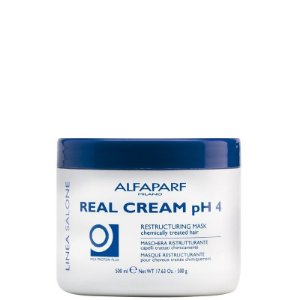 ALFAPARF REAL CREAM MÁSCARA CONDICIONADORA  500ml