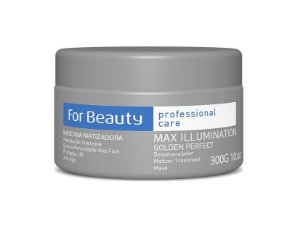 FOR BEAUTY GOLDEN PERFECT MÁSCARA MATIZADORA  300g