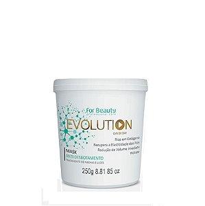 FOR BEAUTY EVOLUTION ANTI DESBOTAMENTO MASQUE 250g