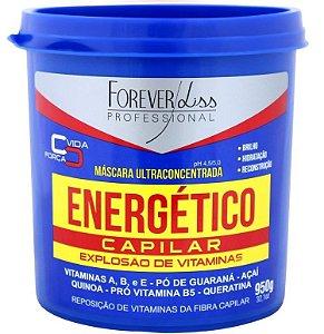 FOREVER LISS  ENERGÉTICO CAPILAR MÁSCARA ULTRACONCENTRADA 950g