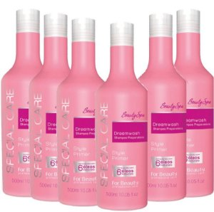 FOR BEAUTY  SHAMPOO SPECIAL CARE  500ml  6 UNIDADES
