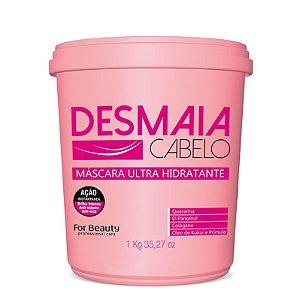 FOR BEAUTY MÁSCARA DESMAIA CABELO 1kg