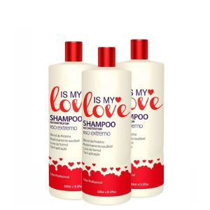 IS MY LOVE SHAMPOO QUE ALISA 500ml  3 UNIDADES