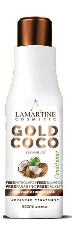 LAMARTINE - GOLD COCO CONDICIONADOR 500ML