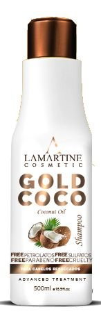 LAMARTINE - GOLD COCO SHAMPOO 500ml