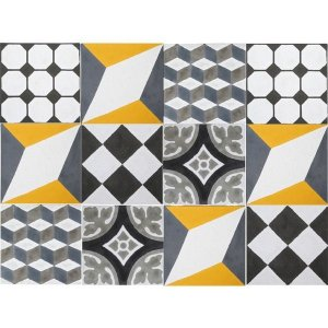 Kit Ladrilho Geometrico