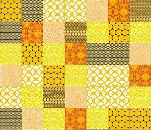 Kit Amarelo com 40 peças