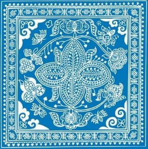 Nanquim Azul