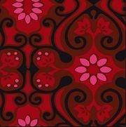 Seventies Vermelho