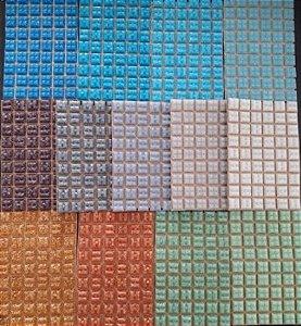 Pastilhas Para Mosaico Varias Cores 2x2