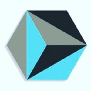 Ladrilhos Hidraulicos Hexagonal 20x20 kit com 27 peças