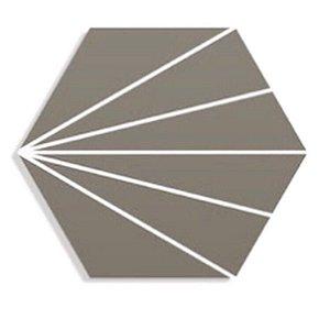 Ladrilhos Hexagonal 20x20 KIt com 27 peças