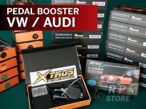 Pedal Booster Audi e VW Xtros Potent Booster