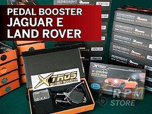 Pedal Booster Jaguar e Land Rover Xtros Potent Booster