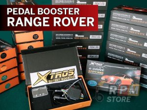 Pedal Booster Range Rover Xtros Potent Booster
