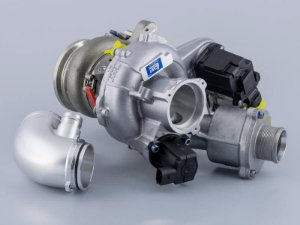 Turbina IS38 Híbrida LOBA LO462-EA888 Golf MK7 GTI Audi S3 8V TT TTS MK3 500HP