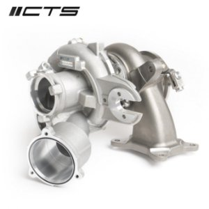 Turbina Is38 Hibrida Roletada Cts Turbo BB-550 / BB550 Mqb Mk7 Rende + Que Loba/tte