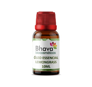 Óleo essencial de lemongrass 10ml