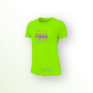 Camiseta Equipe de Fibra | 2021