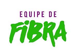 Adesivo Equipe de Fibra