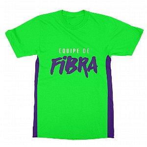 Camiseta Equipe de Fibra