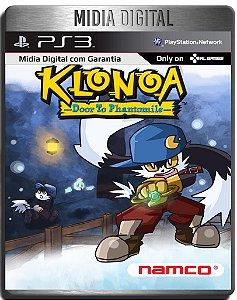 Klonoa Door to Phantomile (PS1 Classic) Ps3 Psn - Mídia Digital