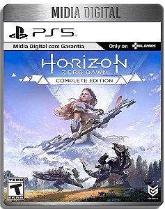 Horizon Zero Dawn Complete Edition - Ps5 Psn - Mídia Digital Retro