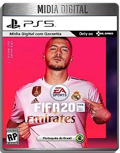EA SPORTS FIFA 20 - Ps5 Psn - Mídia Digital Retro