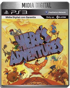 Herc's Adventure - Ps3 Psn - Mídia Digital