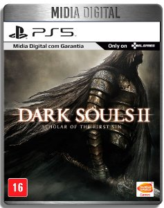 Dark Souls 2 Scholar of The First Sin - Ps5 Psn - Midia Digital Retro