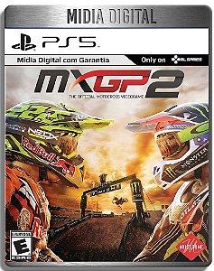 MXGP2 - The Official Motocross Videogame - Ps5 Psn - Mídia Digital Retro