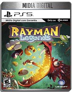Rayman Legends - Ps5 Psn - Mídia Digital Retro