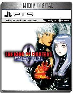 The King of Fighters 2000 Kof 2000 Ps5 Psn - Mídia Digital retro