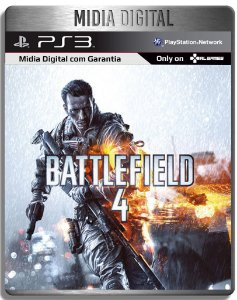 Battlefield 4 Bf4 - Ps3 Psn - Mídia Digital